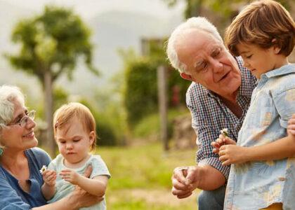prima Giornata mondiale dei nonni